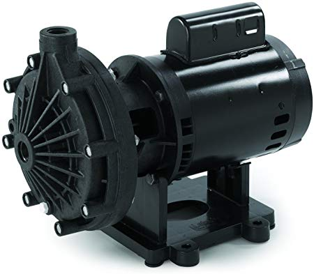 An accessory pump to power an automatic swimming pool cleaner.
