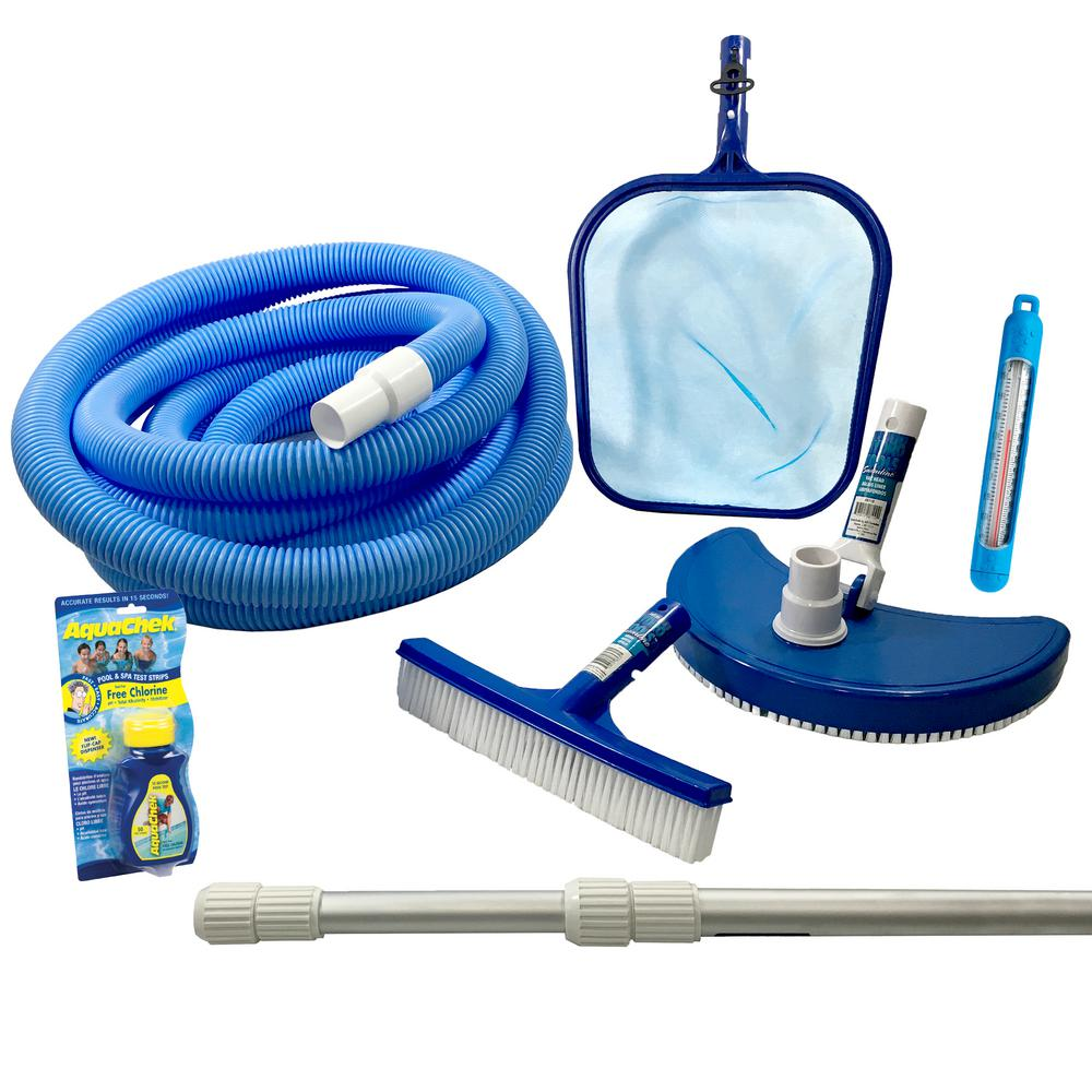 Basic Pool Cleaning Tools